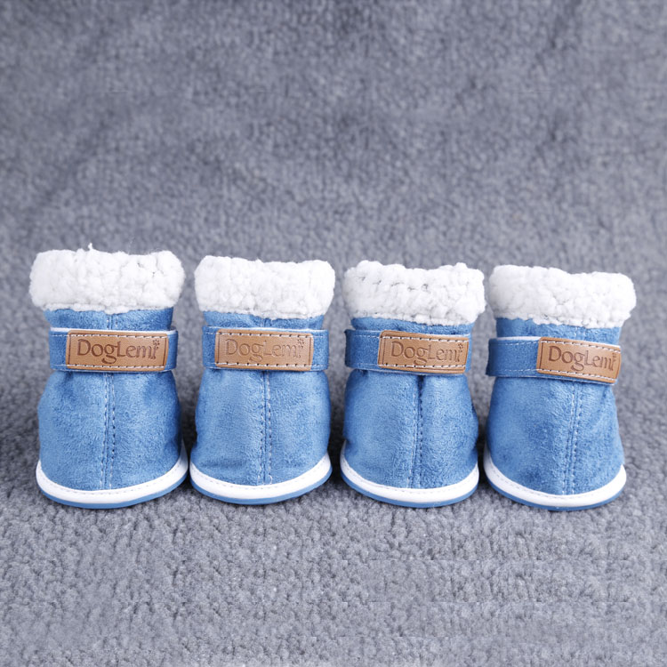 Pet Supplies Small Boots Winter Snow Bootie Dog Shoes Boots