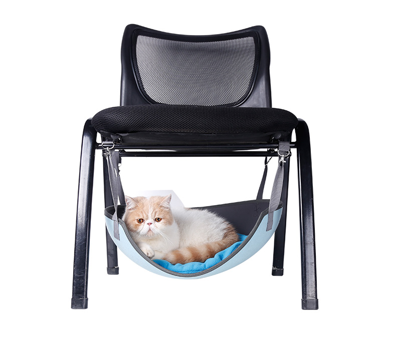 Hot sale Cat/Kitten Dog/Puppy pet bed lounger Cage hammock pet swing bed for cat