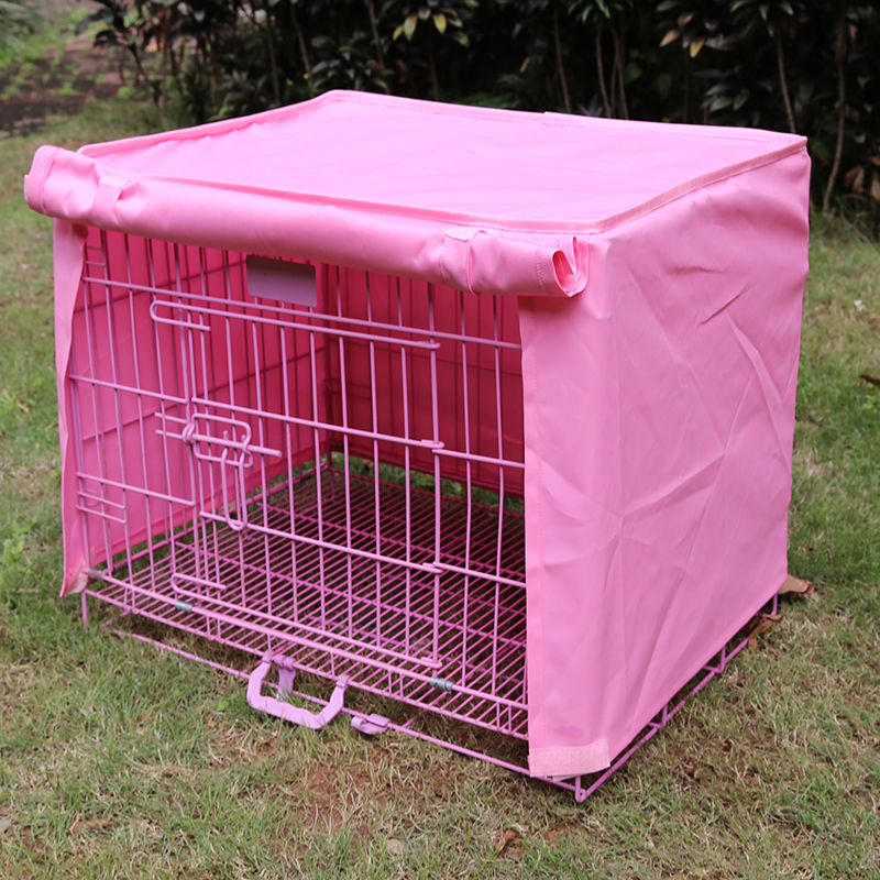 Waterproof Pet Crate Cover For Wire Crate Dog Cage Dog Kennel Cage