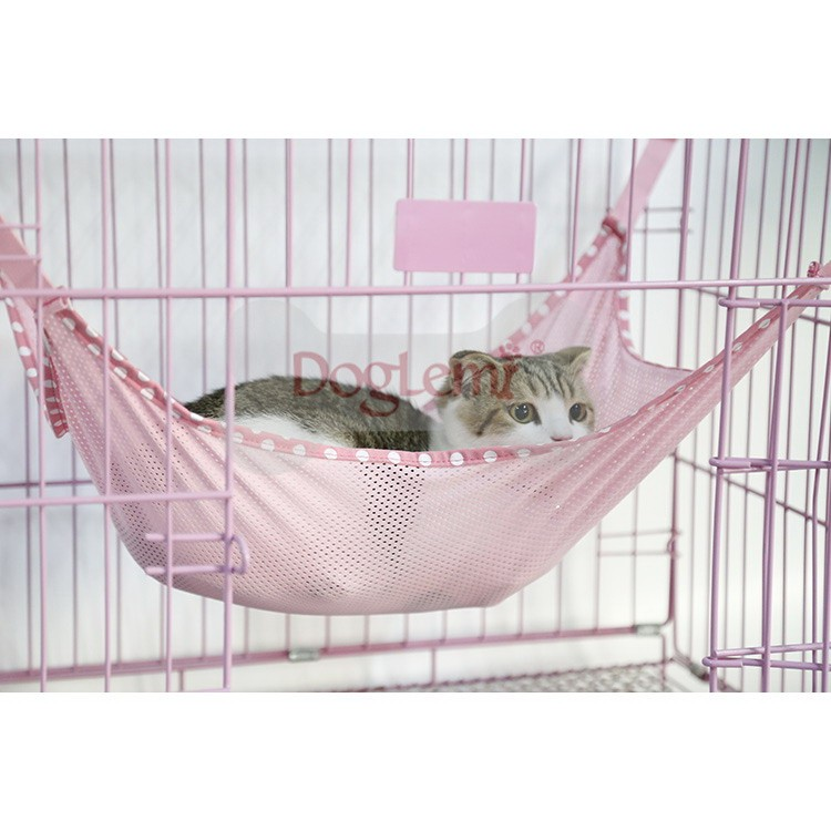 Hot sale Breathable washable Cat Hammock Hanging Bed for cat puppy dog