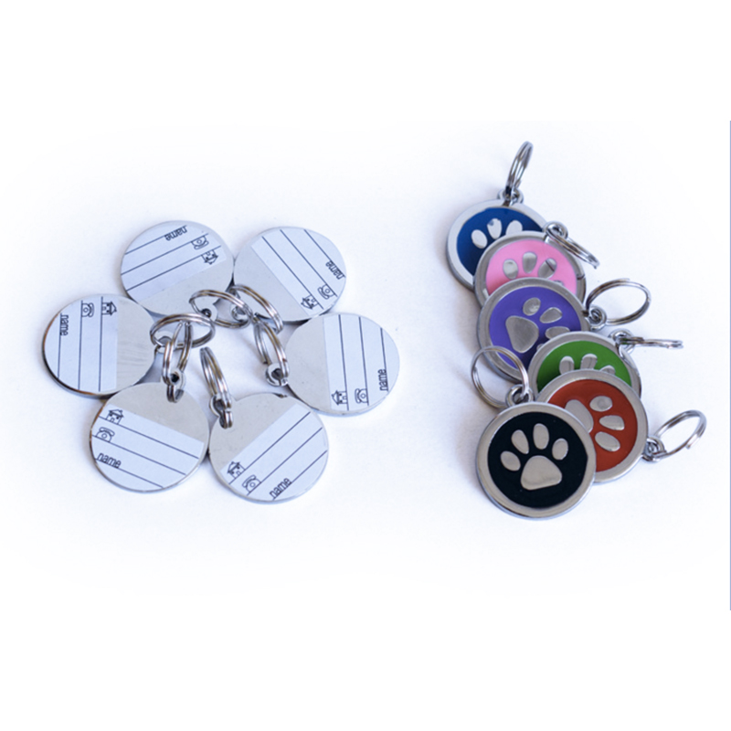 Stainless Steel Pet Id Tags, Personalized Dog Tags & Cat Tags.