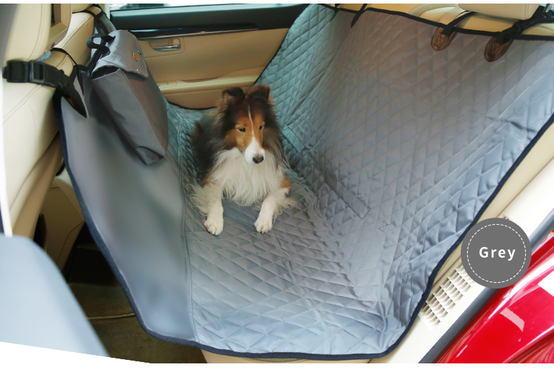 Hot Sale Doglemi Waterproof Travel Pet Car Seat Cover For Dog