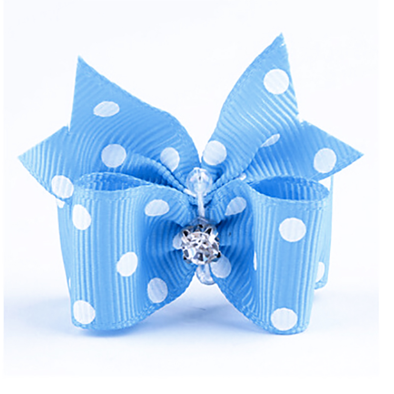 Pet Accessories Hair Bows Decoration Grooming Products Dog Hair Bowknots
