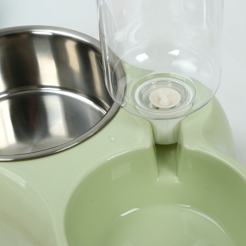 Pet Food Water Station Of Cat Bottle And Bowl For Cat Feeder Dog Bowl Cover