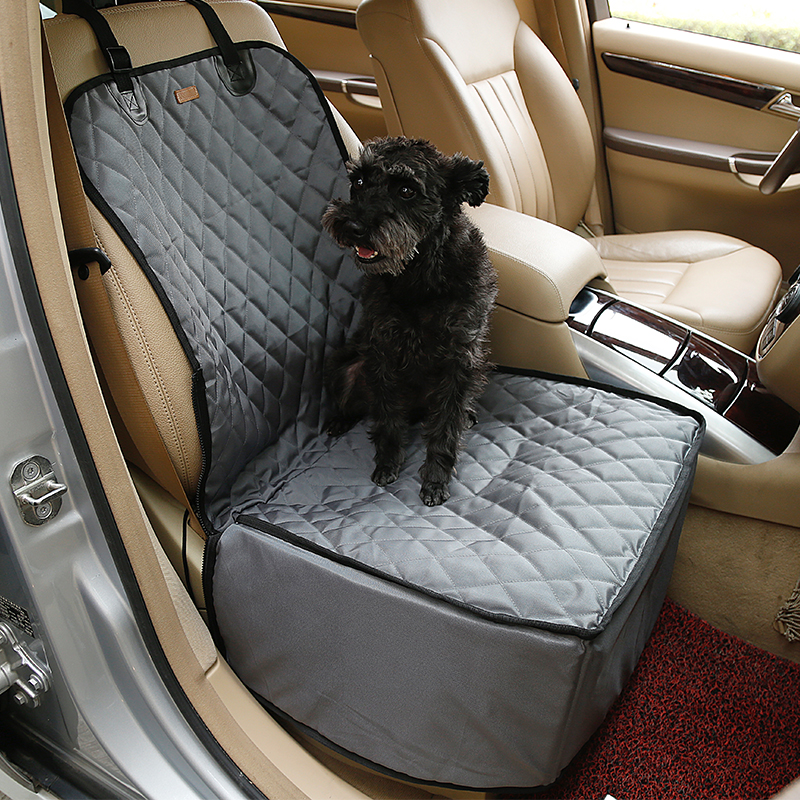 900D Oxford Deluxe Front Seat Dog Pet Car Seat Cover
