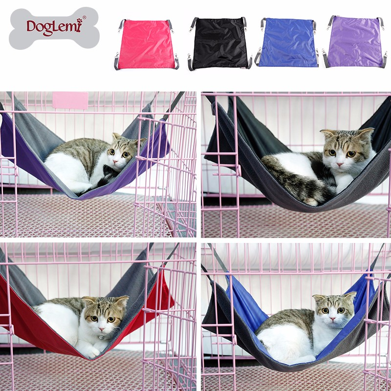 Hot Selling waterproof seat cover for pets hammock for cats pet swing bed