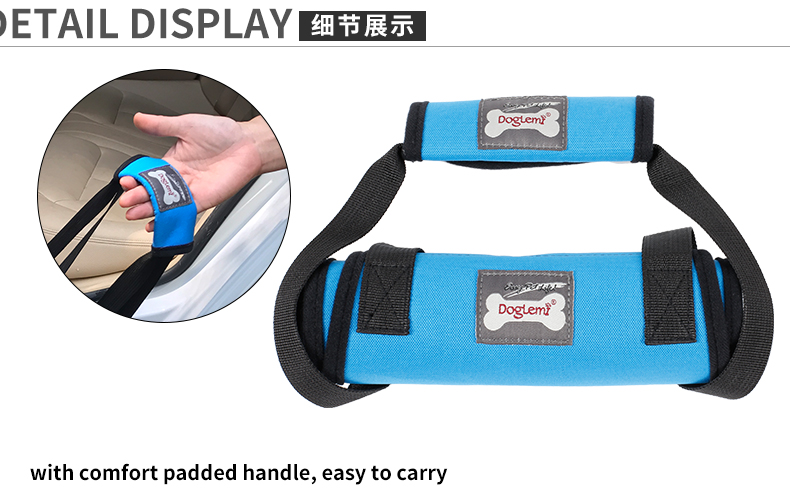 Canine Aid Dog Lift Harness Dog Mobility Harness with Handle