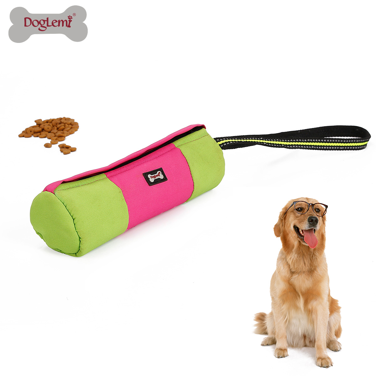 New Dog Pet Snack Training Dummy Pouch