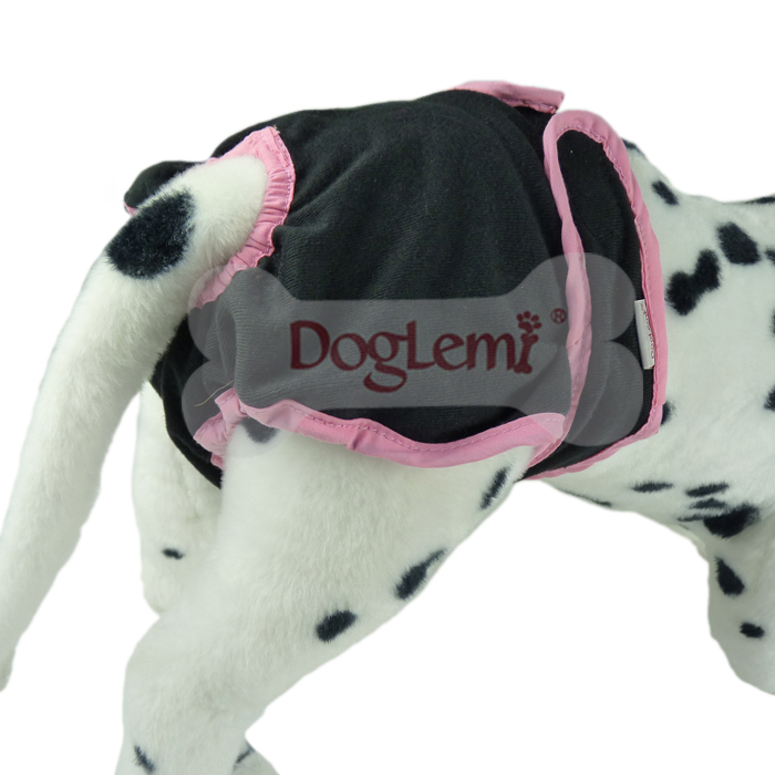 Promotional Washable Dog Diapers Cover Ups Sanitary Dog Pants For XS to XL Extra Large Dogs